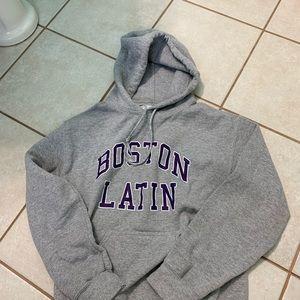 boston latin hoodie